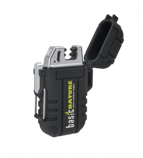 BasicNature Feuerzeug Arc USB water-proof