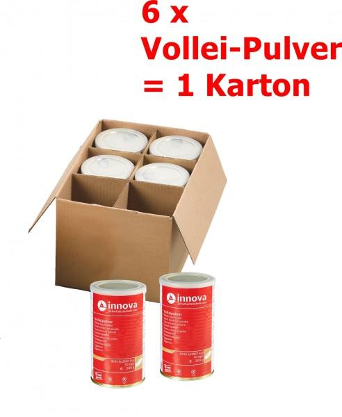innova Vollei-Pulver 6 Dosen = 1 Karton