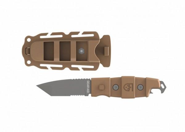 GearAid Messer Kotu Tanto coyote