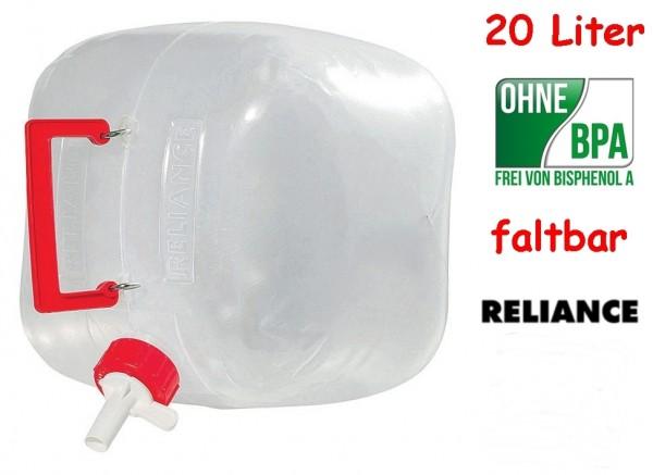 RELIANCE Faltkanister 20 Liter