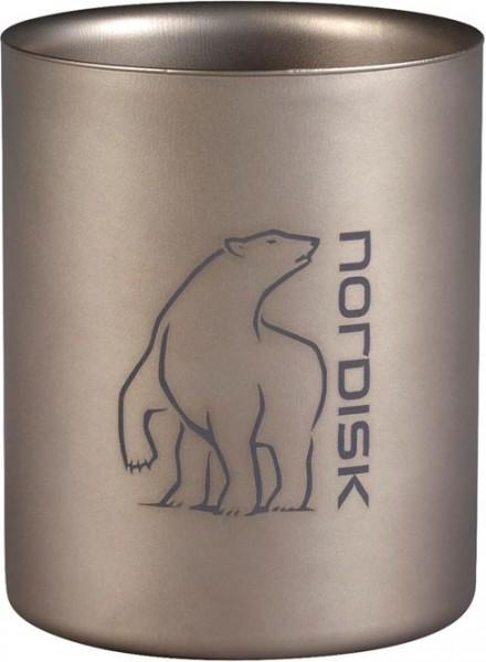NORDISK Titanium Thermo-Tasse 450 ml