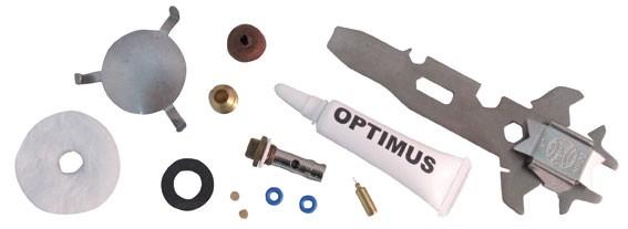 Optimus Ersatzteil-Kit für Hiker+