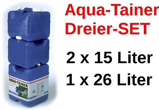 RELIANCE Kanister Aqua Tainer SET-Angebot
