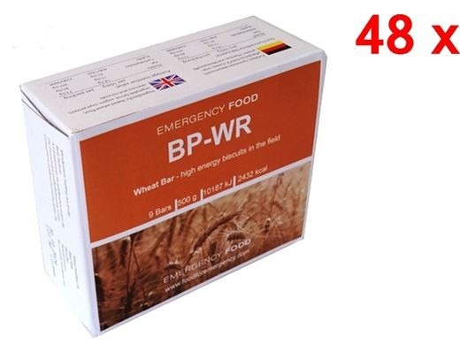 BP-WR Emergency Food (48 x 500 g Packung)