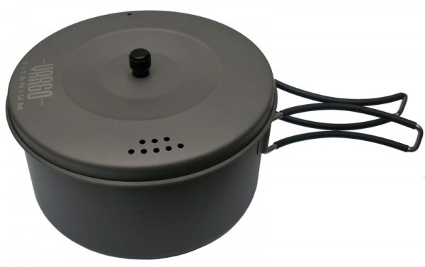 VARGO Titantopf 1,3 Liter