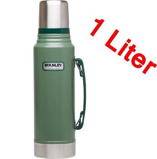 STANLEY Vakuum Flasche Classic mit Langzeitisolierung (1 Liter)