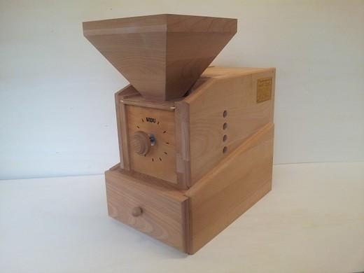 Widu® Kleine Bäckermühle Modell 4 Buche ... 230 Volt