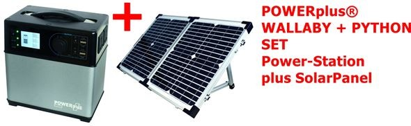 POWERplus WALLABY plus PYTHON