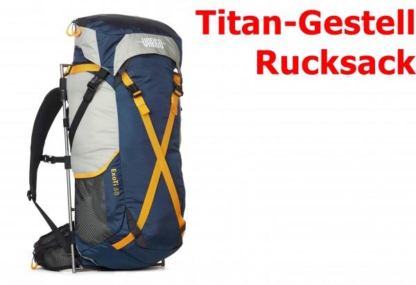 Vargo Titangestell-Rucksack ExoTi 50