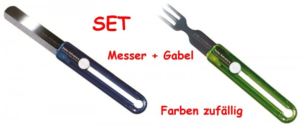 Feather-Light SET aus Messer und Gabel