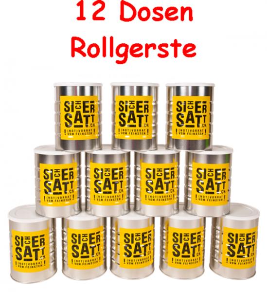 SicherSatt Rollgerste