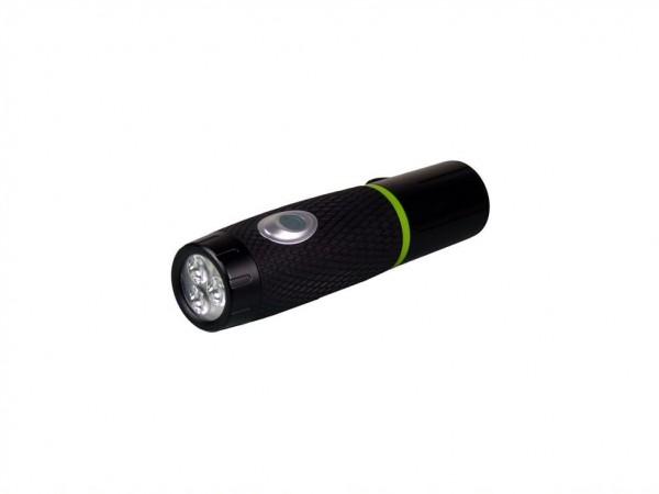 POWERplus BLACKBIRD Dynamo-Schleuder Lampe
