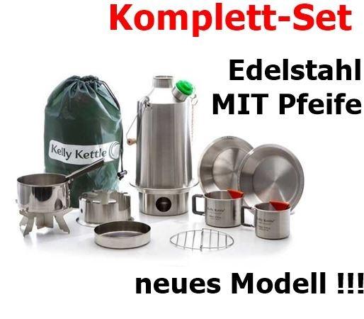Kelly Kettle Komplettset Basecamp