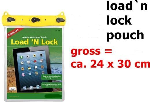 COGHLAN`S load`n lock pouch gross