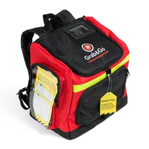 Grab & Go 1 Person Emergency Kit (Fluchtgepäck)