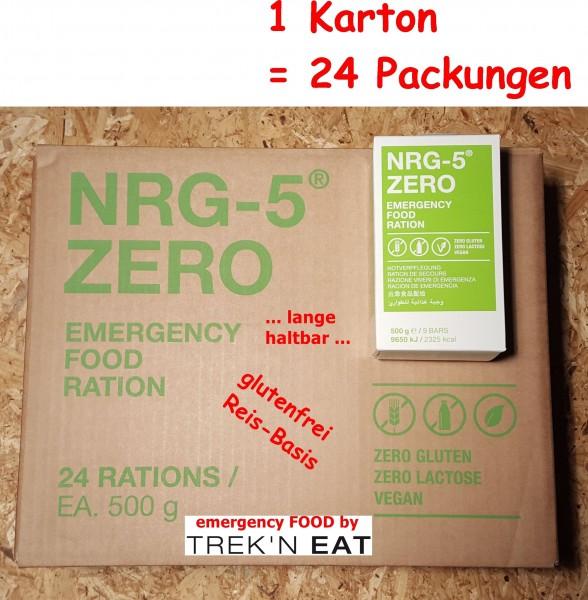 NRG-5 ZERO glutenfrei 24 x 500g = 1 Karton