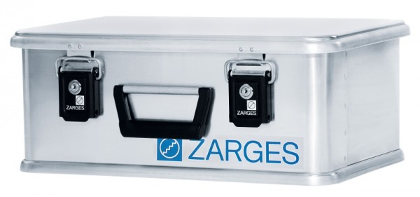 Stabile ZARGES Alubox 24 Liter
