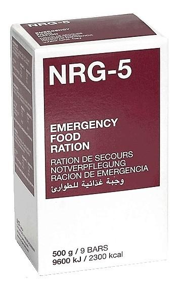 MSI NRG-5 Notration 500g