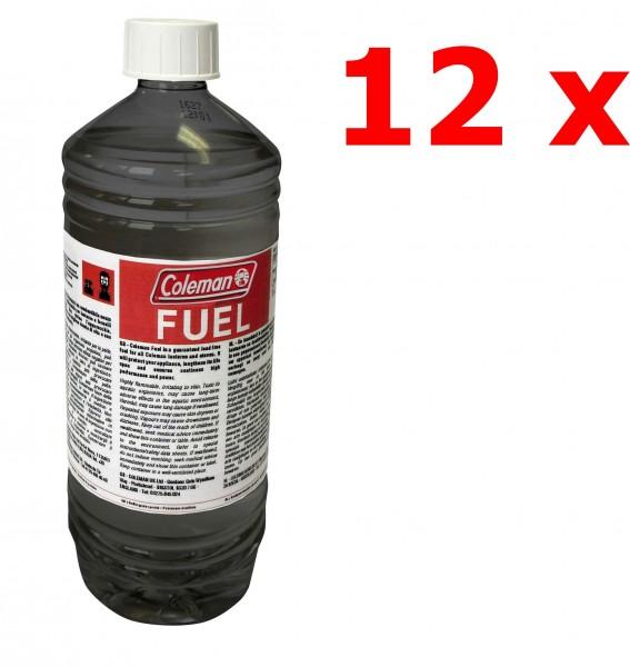 COLEMAN Benzin 12 Liter