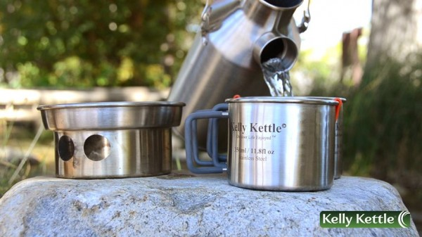Kelly Kettle® Camping Cups Set
