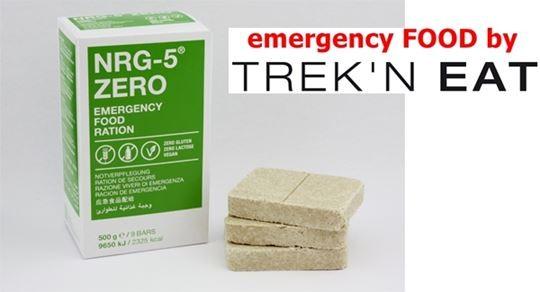 NRG-5 ZERO glutenfrei 500g