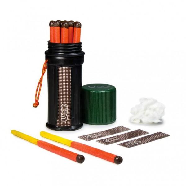 UCO Sturm-Streichhölzer Titan Match Kit