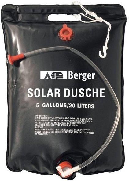 Solardusche 20 Liter