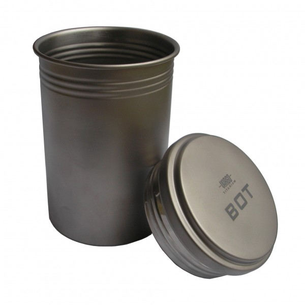 VARGO BOT Bottle Pot (mit Griffzange und Packsack)