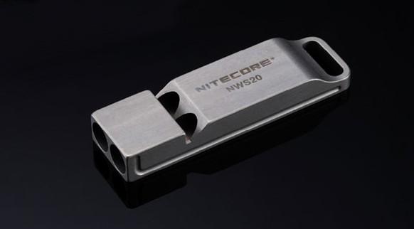 NiteCore Titan Notsignalpfeife