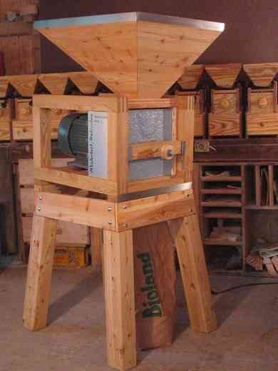 Widu Bäckermühle Modell 5