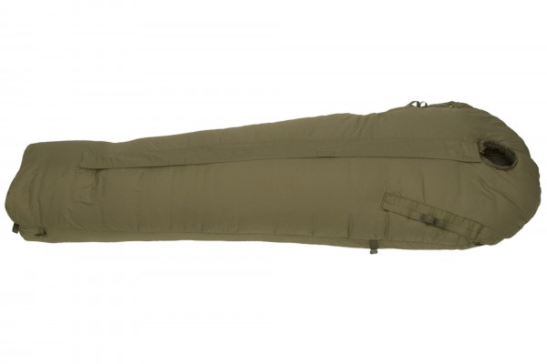 CARINTHIA® Schlafsack Survival One (Winterschlafsack mit Ärmeln und Hochklapp-Funktion)