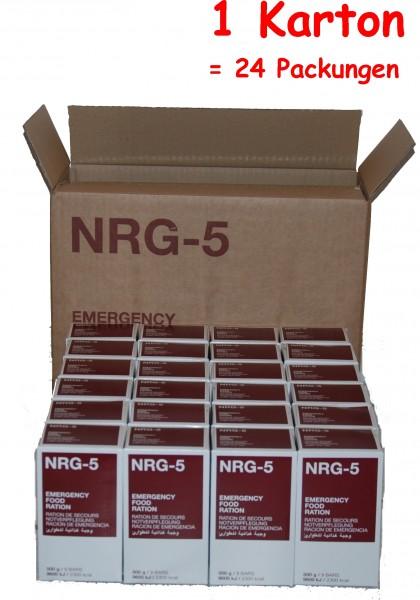 MSI NRG-5 Notration 24x500g Vorteilspack