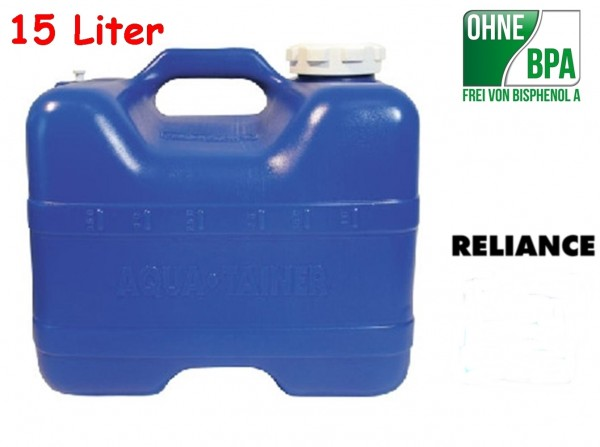 RELIANCE Kanister Aqua Tainer 15 Liter