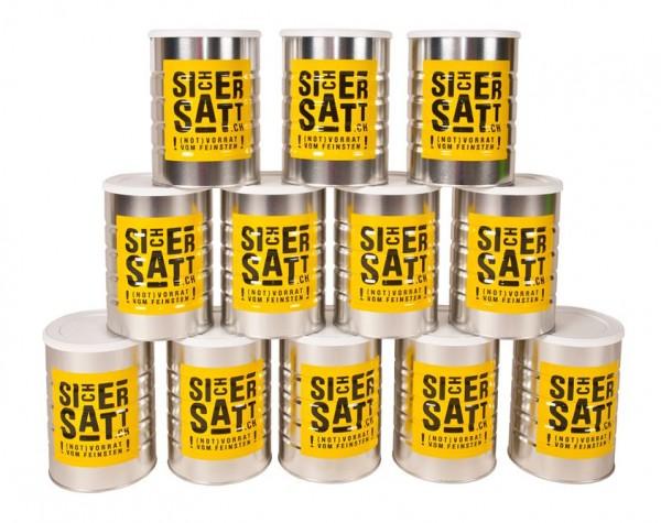 SicherSatt Protein Paket für Vegetarier