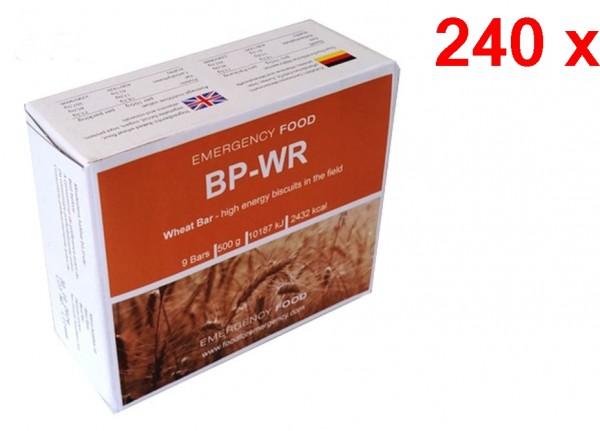 BP-WR Emergency Food (240 x 500 g Packung)