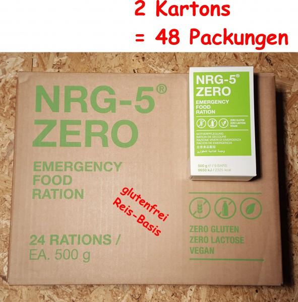 MSI NRG-5 ZERO glutenfrei 48 x 500g
