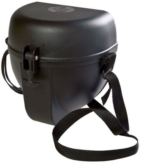 Aufbewahrungsdose für Atemschutzmaske