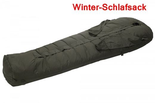 CARINTHIA Schlafsack Survival One