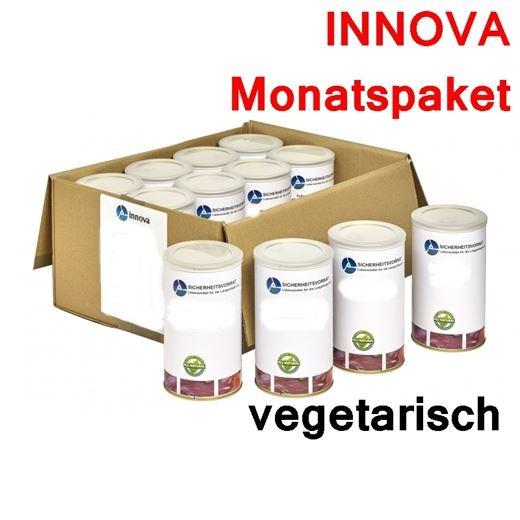 INNOVA Monats-Paket vegetarisch