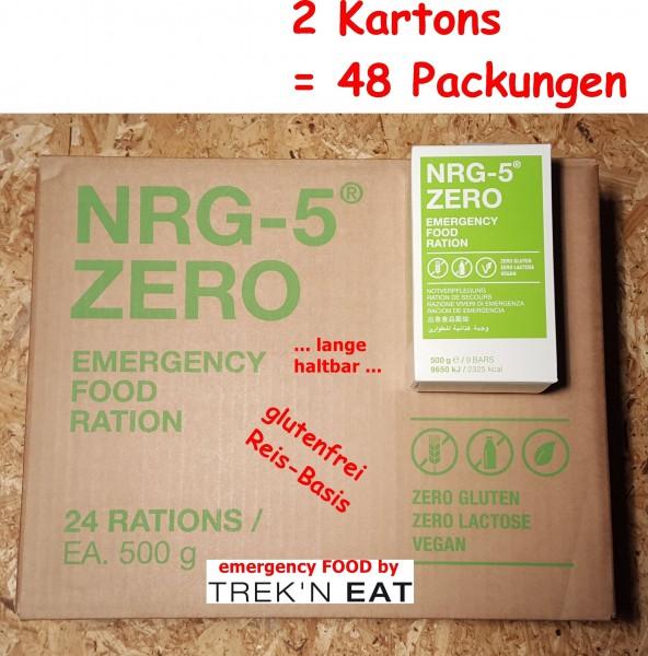 NRG-5 ZERO glutenfrei 48 x 500g = 2 Kartons
