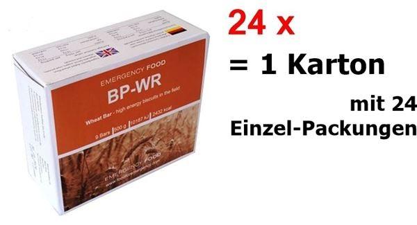 BP-WR Emergency Food (24 x 500 g Packung)