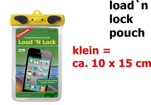 COGHLAN`S load`n lock pouch klein