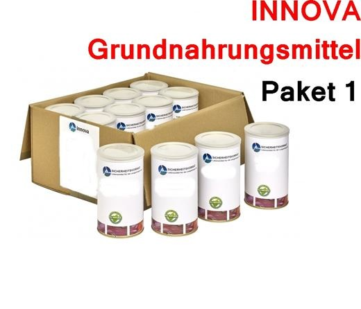 INNOVA Grundnahrungsmittel Paket 1