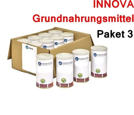 INNOVA Grundnahrungsmittel Paket 3