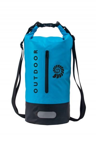 origin OUTDOORS Packsack 500 D Plus ... 20 Liter blau