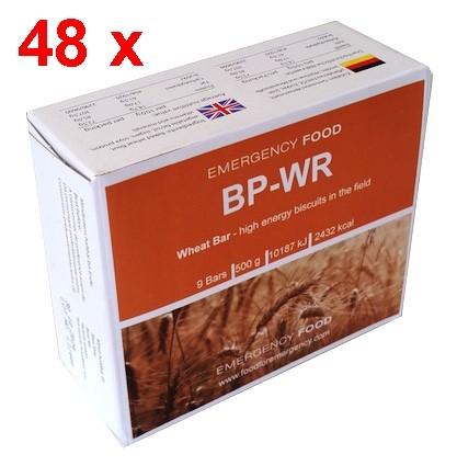 BP-WR Emergency Food (48 x 500 g Packung)