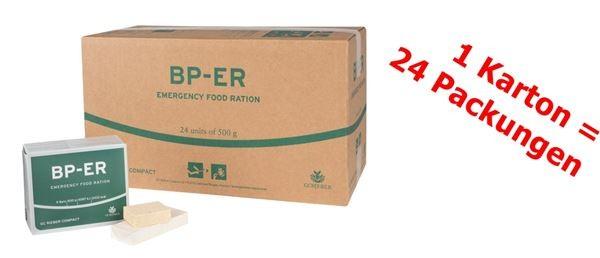 BP-ER Emergency Food Ration (24 x 500 g Packung)