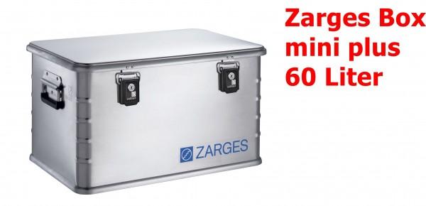 Zarges Box Mini plus - 60 Liter