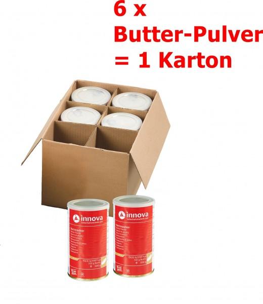 innova Butter-Pulver 6 Dosen = 1 Karton