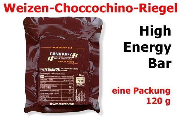 CONVAR-7 High Energy Bar - CHOCOCHINO 120 g